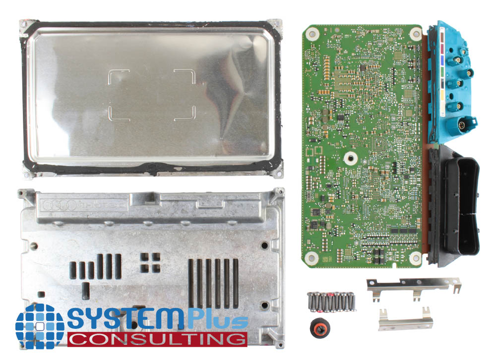 Part Collection - Aptiv - Audio 8 zFAS - System Plus Consulting